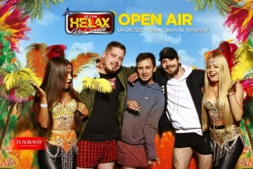 Helax Open Air Vendryně